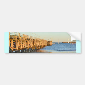 Coffs Harbour Jetty Bumper Sticker