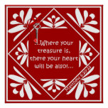 Cofre del tesoro poster
