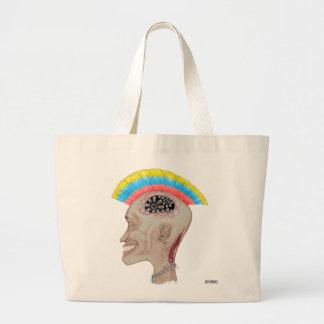 Cog-Nition (Full Colour) Bag Jumbo Tote Bag