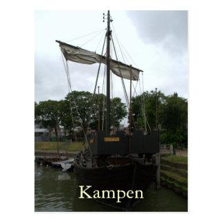 Cog Ship Postcard
