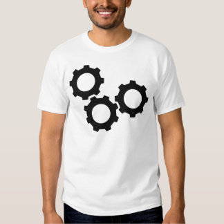 cog wheel icon T-Shirt