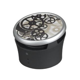Cog wheels work speaker