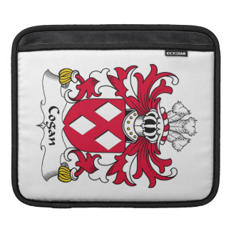 Cogan Family Crest Sleeve For iPads