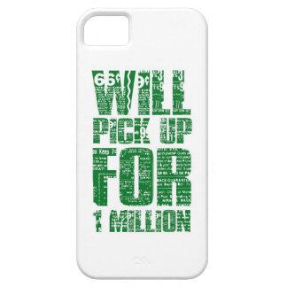 COGERÁ PARA $1 MILLONES iPhone 5 CARCASAS