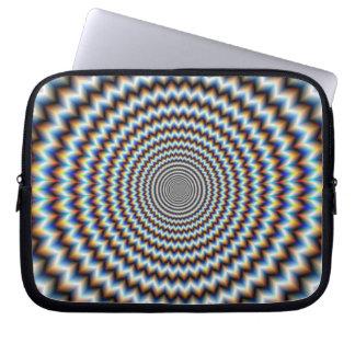Cogged Up  Sleeve Laptop Computer Sleeve