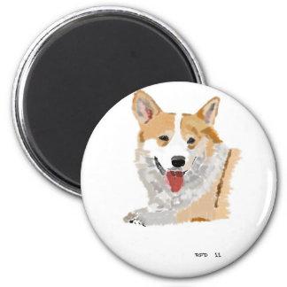 Cogi 2 Inch Round Magnet