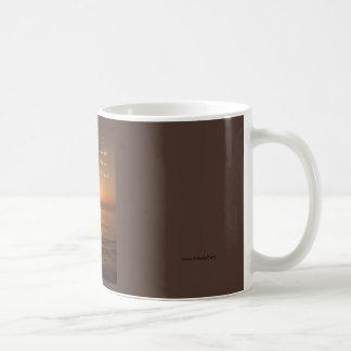 Cogí el sol para usted taza de café