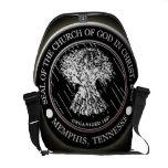 COGIC messenger bag