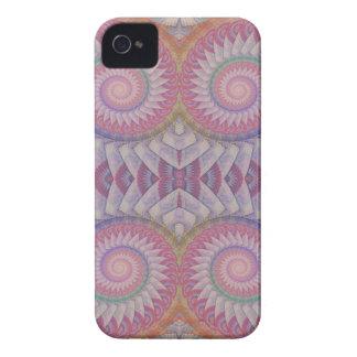 Cogido en el caso del iPhone 4 de la casamata de l Case-Mate iPhone 4 Cobertura