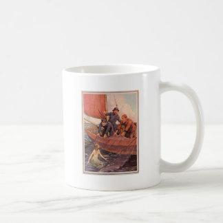 ¡Cogimos una sirena Vintage Taza De Café