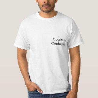 Cogitate Copiously Tee Shirt