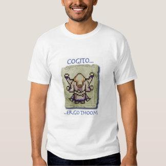 Cogito, ergo Thoom - camisa