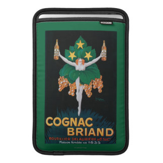 Cognac Briand Promotional Poster MacBook Air Sleeves
