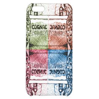 Cognac iPhone Case Cover For iPhone 5C