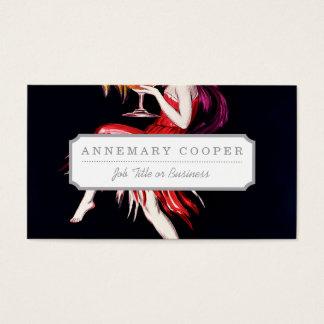 Cognac Monnet by Cappiello Business Card