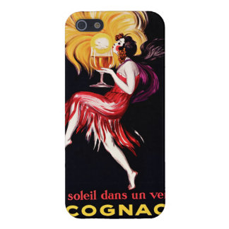 Cognac Monnet by Cappiello Case For iPhone 5