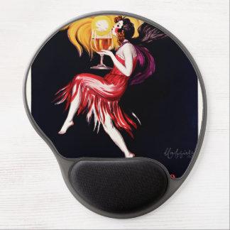 Cognac Monnet by Cappiello Gel Mouse Pad