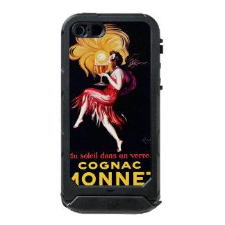 Cognac Monnet by Cappiello Incipio ATLAS ID™ iPhone 5 Case