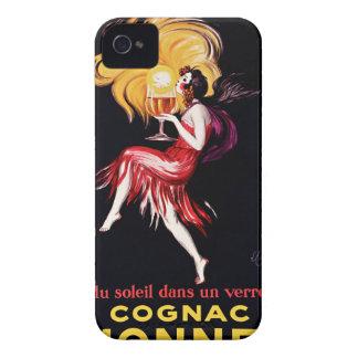 Cognac Monnet by Cappiello iPhone 4 Case-Mate Case
