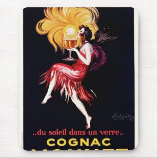 Cognac Monnet by Cappiello Mouse Pad