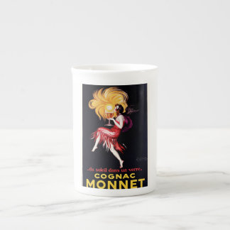 Cognac Monnet by Cappiello Tea Cup