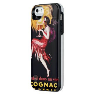 Cognac Monnet by Cappiello Uncommon Power Gallery™ iPhone 5 Battery Case