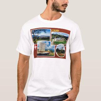 Cognin, France, Haute Savoie, multiview T-Shirt