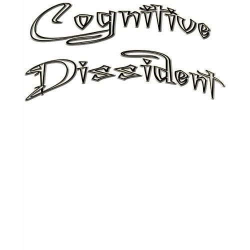 Cognitive Dissident (Neurodiverse) T-Shirt shirt