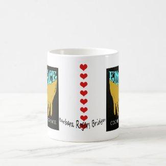 Cognitive Dissonance Meditative Drinking Vessel Coffee Mugs