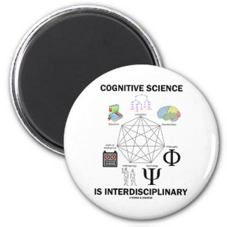 Cognitive Science Is Interdisciplinary Magnets