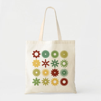 Cogs - Colors 03 Tote Bag