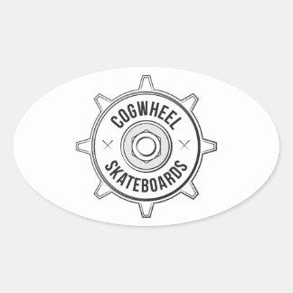 Cogwheel Skateboards - Sticker