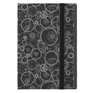 Cogwheels pattern case for iPad mini