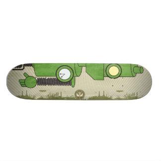 Cogwurx - Com RAD 0 Cityscape Board Custom Skateboard