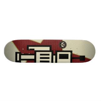 Cogwurx - tablero nano de la estrella skate boards