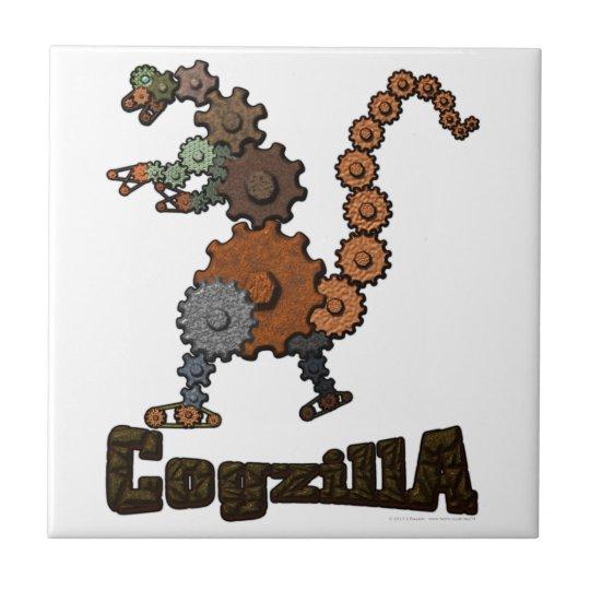 CogzillA Ceramic Tile