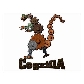 CogzillA Postcard