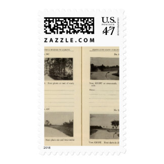 Cohoes Albany, NY Postage Stamp