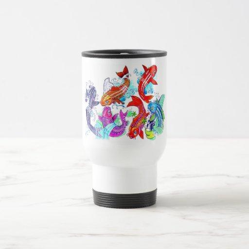 coi 15 oz stainless steel travel mug