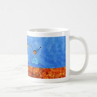 Coiffure Classic White Coffee Mug