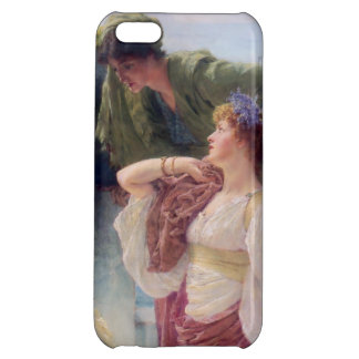 Coign of Vantage by Lawrence Alma-Tadema iPhone 5C Cases