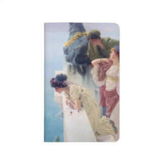 Coign of Vantage by Lawrence Alma-Tadema Journal