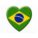 Coil Brésil Postcard