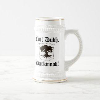 """Coil Dubh, Darkwood!"" Stein with Oak - recentered"