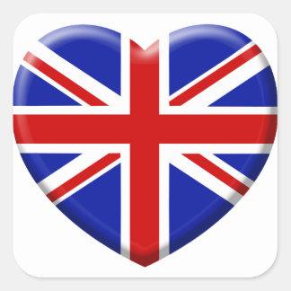 coil England flag
