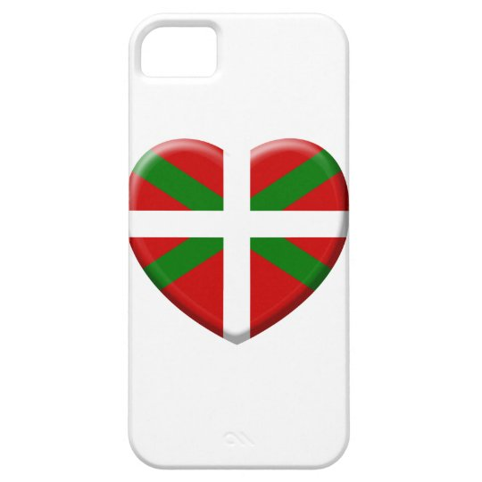 coil flag Basque Country iPhone SE/5/5s Case