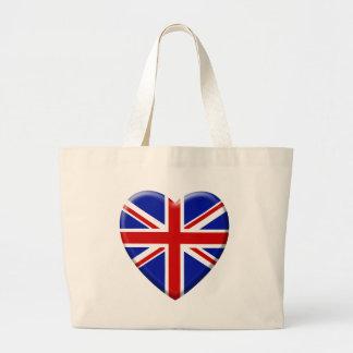 coil flag the United Kingdom England Bags