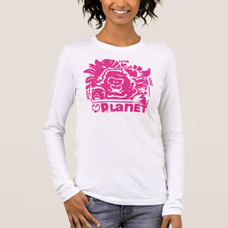 COIL PLANET LONG SLEEVE T-Shirt