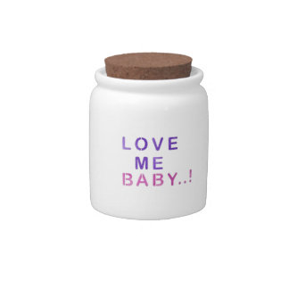 Coil to me Baby.! Candy Jar