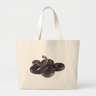 Coiled and Ready to Strike Snake Bag